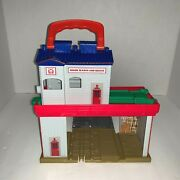 Thomas The Train Take N Play Sodor Search And Rescue Center Parts Only