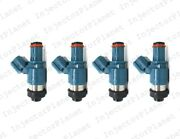 Set Of 4 Denso 1250 Primary Fuel Injector 09-11 Yamaha Yzf-r1 14b-13761-00-00
