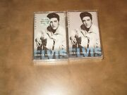 The Elvis Presley Collection 1998 2 Sealed Audio Cassettes Time-life New Seal
