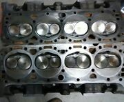 Small Block Chevy Camel Hump Heads 1965-1967 Part 3782461 Pair