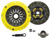 Act Zx6-xtss Xt-m/perf Street Sprung Clutch Kit For 1993-1995 Mazda Rx-7 1.3