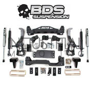 Bds Suspension 2009-2013 Ford F-150 4wd 6 Inch Lift Kit Rear Fox Shocks 573h