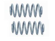 Heavy Duty Front 5.5 Lift Coil Springs Fits Jeep Cherokee Xj 1984-2001