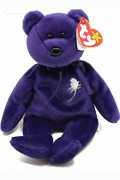 2nd Edition Princess Diana Ty Beanie Baby P.e Pellets Handmade China Collectible
