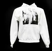 Pyrex Vision Hoodie Off-white By Virgil Abloh Disstressed Religion Hoodie Size S