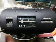 1966 1967 Buick Riviera And Riviera Gs Electro Cruise Control Speedometer