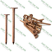 Copper Clout Nails Roofing Slate, Tree Stump Killers 25,30,35,38,50mm Shingles