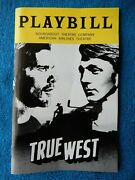 True West - American Airlines Theatre Playbill - February 2019 - Ethan Hawke