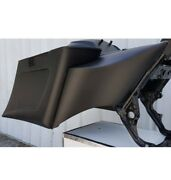 6 Stretched Side Covers Flh Harley Davidson Motorcycle Extended 2009-2013