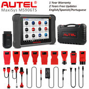 Autel Maxisys Ms906ts Ms906bt Auto Diagnostic Tool Ecu Coding All System Scanner