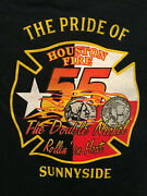 Houston Fire Department Hfd Station 55. Double Nickel.