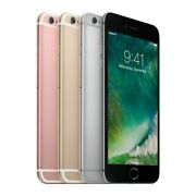 Apple Iphone 6s Plus- 16gb 4g Lte Gray Pink Gold White Atandt A Unlocked