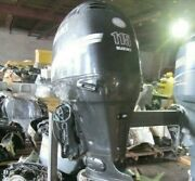2002 Suzuki Outboard Motor Df115 4 Stroke 115hp For Parts /repair Required