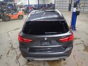 16 17 Bmw X1 Liftgate Privacy Tint Glass W/o Camera Incandescent Tail Lamp