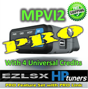 Hp Tuners Mpvi2 Vcm Suite With Pro Features 4 Credits Free 25 Ebay Gift Card