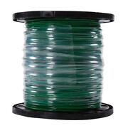 Southwire Building Wire 2500 Ft. 12-gauge Solid Copper Thhn Indoor Outdoor Green