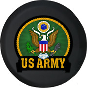 Spare Tire Cover Us Army Emblem Freedom Hero Adventure Offroad Jk Accessories