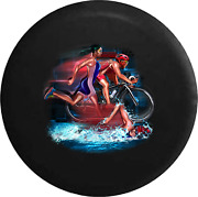Spare Tire Cover Swim Bike Run Triathlon Endurance Ironman Racing Jk Accessories