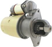 New Starter Built In The Usa Fits Scout Ii L6 4.2l 4228 258cid 72 73 74 91013845