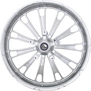 Coastal Moto Forged Aluminum Wheel Fuel Chrome 19 X 3.00 Front 2502-ful-193-ch