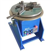 300kg Wdbwj-3 Automatic Welding Positioner With Chuck For Mig/tig Welding Bra Zc
