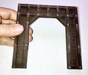 Kit- Branch Line Timber Tunnel Portal 0/0n30 Scale 148 Model Railroad Accessory