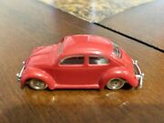 Lego Ho Scale Vintage Classic 1960's 1970's Vw Volkswagen Beetle Extremely Rare