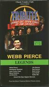 Grand Ole Opry Stars Of The '50s V. 9 Vhs Tape Webb Pierce Jim Reeves Free S/h