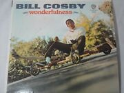 Lp Record By Bill Cosby Wonderfulness Warner Brothers Records Ws 1634