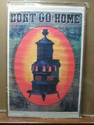 The Celebrated Dubuque Soft Coal Burner Vintage Poster Reprinted 1970s Invg4986