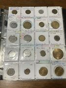 156pc Rochester New York .. Monore County Token Collection In Album Some Scarce