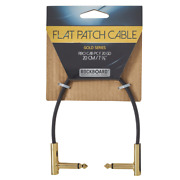 Rockboard Flat Patch Cables 7.87 Gold