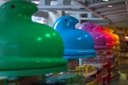 Peeps | Toys R Us Pink Peep From Times Square Candy Land Display