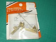 Precision Scale Company O Scale 40151 Coupler, Slotted Knuckle, Working