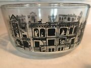 Pyrex Rare Htf Ooak One Of A Kind Prototype Halloween 4 Cup Haunted House