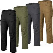 Urban Tactical Pants Helikon Tex Utp Mens Cargo Trousers Military Army Outdoor