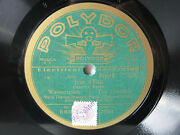 78rpm Marie Therese Brazeau Piano Plays Ravel And Debussy - 1929 Top Copy