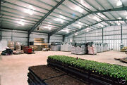 Prefab Steel Factory Mfg 100x100x20 Riding Arena Clearspan Building Made In Usa