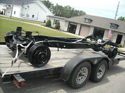 1934-35 Cadillac 128 Wheelbase Rolling Chassis From Model 355d Or Series 10
