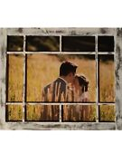11x14 Wedding Picture Frame, Antique Styled Window Frame, Farmhouse