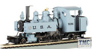29502 Bachmann Usa On30 Scale 5091 2-6-2t Baldwin Class 10 Sound Fitted