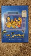 The Simpsons The Complete 4th Fourth Season Four 4-disc Sealed Package