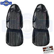 1971 Dart Swinger Gt Scamp Front And Rear Seat Covers Upholstery New Pui