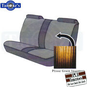 1977 Nova 4 Door Sedan Front And Rear Seat Covers Upholstery New Pui