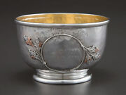 Mixed Metals By Whiting Sterling Bowl