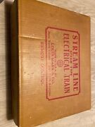 Stream Line Steam Type Electrical Train Remote Louis Marx And Co. Mar Toys