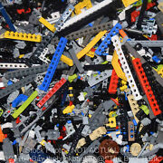 Lego 17lb Technic/mindstorms1.5x6800 Pieces-sanitized-bulk Pound Lot Beams Gear