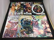 Justice Society Of America Mixed Lot Of 12 Issues Dc Comics Jsa 2010
