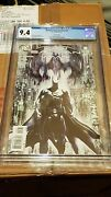 Batman Incorporated 8 Cgc 9.4 Nm Near Mint Variant Retail Incentive Comic Cover