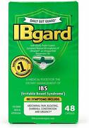 Ibgard Irritable Bowel Syndrome Ibs Relief 48 Capsules